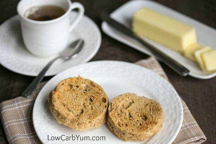 gluten-free minute english muffins low carb recipes breakfast