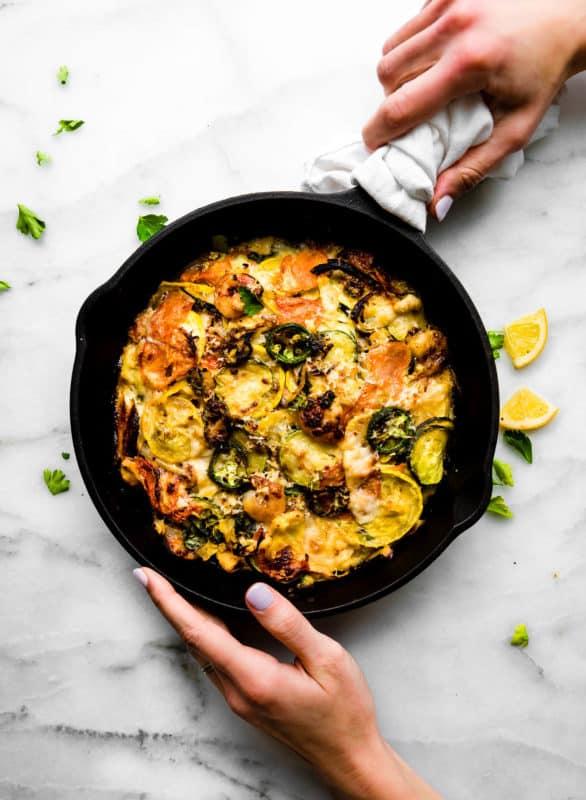 low carb recipes jalapeno shrimp and veggies