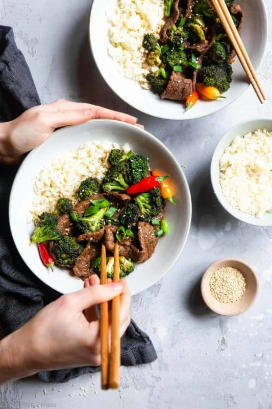 low carb recipes beef and broccoli