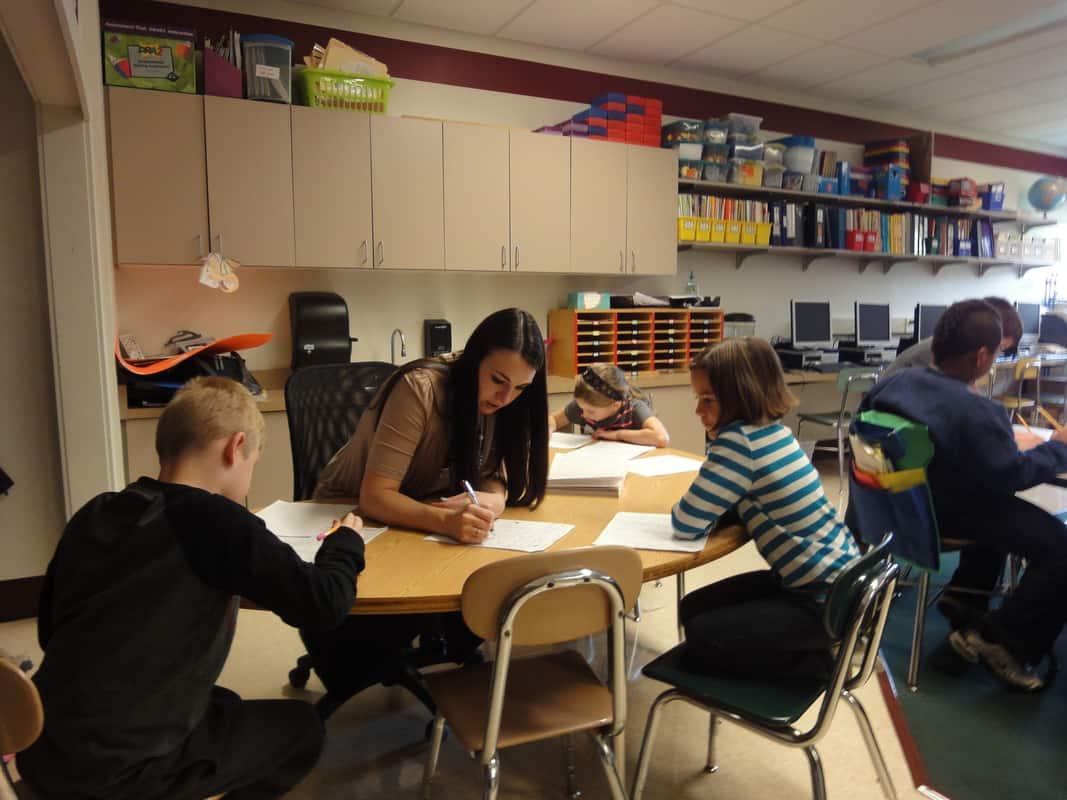 Brittany Kline Teaching