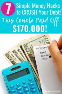 Wow, this debt payoff story is INCREDIBLE!!! I guess I have a lot of work to do on my financial mentality to get to where they are -- I want to push to be debt free too!! #DebtFreedomJourney #PayOffStudentLoans #StudentLoans #DebtPayoffPlan #Advice #MoneyHacks #Budget