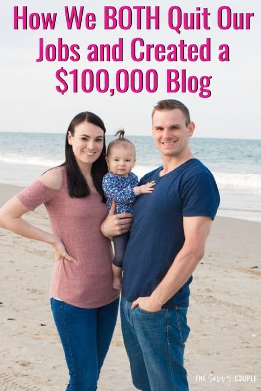 This couple is so INSPIRATIONAL! I have been wanting to start my own blog and learn how to make money online for years so I can spend more time with my family. I am SO excited I found this article so I can take action and start building my dream life. Read this! #BloggingForMoney #BloggingTips #BlogIncome #IncomeReport #Family #Teaching #MakeMoneyOnline #MakeMoney #Finance #InspirationStory