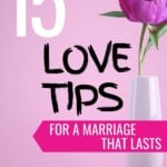 These love tips are really good! I always love reading articles on how to improve my marriage and I have some great marriage advice now. #MarriageTips #LoveTips #MarraigeAdice #RelationshipGoals #FamilyLove