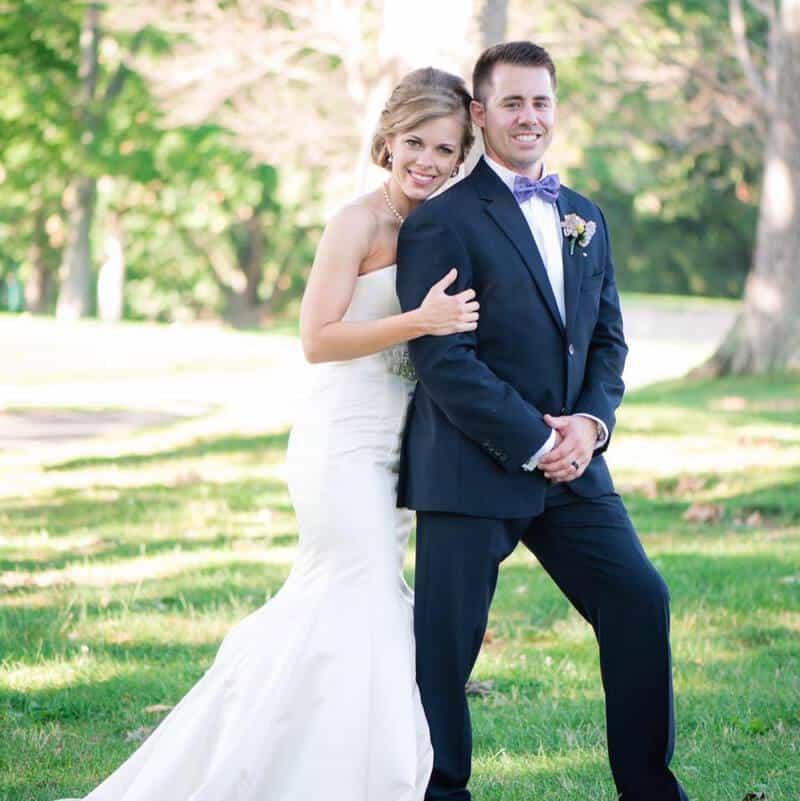 josh lauren wedding