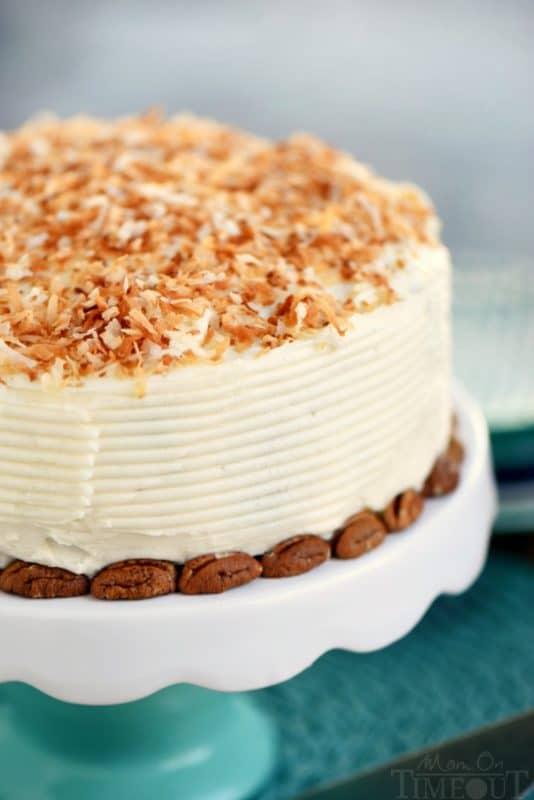 slow cooker carrot cake slow cooker dessert