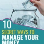 I have been struggling for years living paycheck to paycheck and it's the most stressful thing in the world. I am beyond happy I found this article that is a step by step formula for managing our money better. Simple and easy to follow money tips that you can put to work today! Pin this for others! #MoneyManagement #Budgeting #BudgetingTips #DebtPayoff #DaveRamsey #PersonalFinance #FamilyFinace #FinancialFreedom