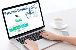 SO glad to find this review of Personal Capital vs. Mint -- I've seen them both recommended by a lot of personal finance experts, but I've never seen the side by side comparison before. Super handy! #PersonalCapitalVsMint #PersonalCapital #Mint #PersonalFinance #Budgeting #Investing #ManageMoney #MoneyTips