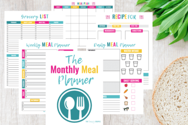 The Monthly Meal Planner That Will Change Your Life