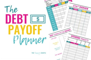 The Ultimate Debt Payoff Planner That Will Help You Crush Your Debt