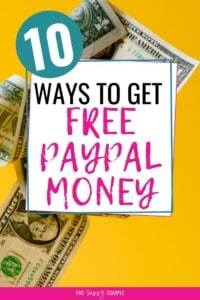 Ok, so maybe I need to put in a LITTLE effort to get this free PayPal money, but hey, it's still a heck of a lot less demanding than my day job is!!! I could definitely use the extra cash (who couldn't?!) and this sounds like an AWESOME way to generate a little extra money to get gift cards for the holidays and a little extra cash in my PayPal balance for me! #FreePayPayMoney #SideHustle #ExtraCash #GiftCards #FreeGiftCard #PayPal #OnlineSideHustle #MakeMoneyFromHome #SAHMJob #ExtraMoney