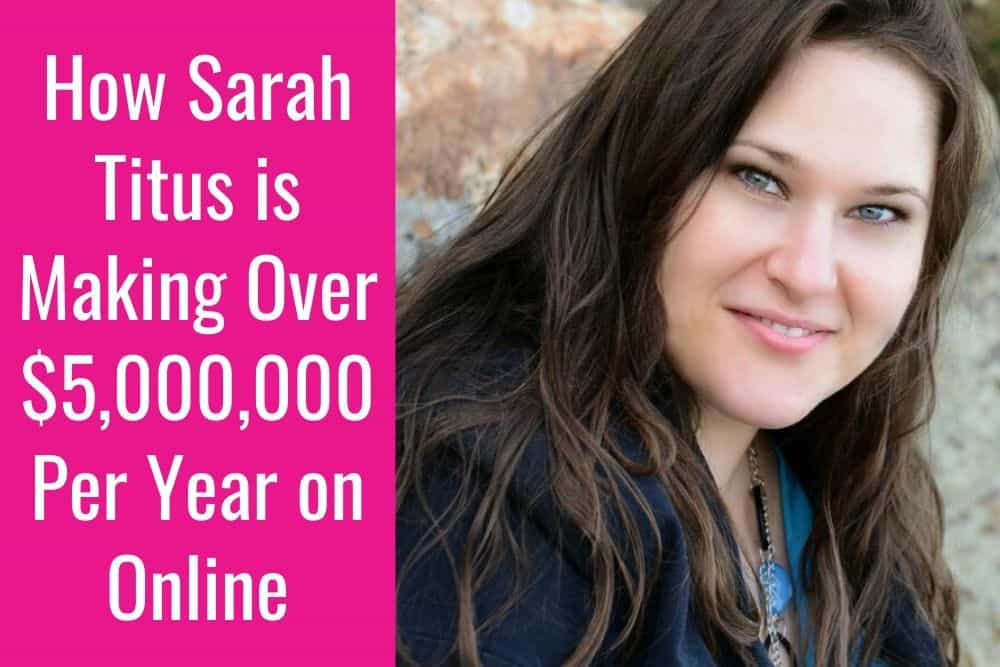Sarah Titus Interview
