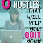 These side hustles are AMAZING! They help me quit my job and replace my income within a couple of months. Now I make over $10,000 a month with my side hustles. The best part is I am my own boss and I get to set my own hours. Save this for others! #MakeMoney #SideHustle #ExtraIncome #WorkFromHome #SideGig #ExtraCash #Earn #SideHustles