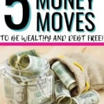 I definitely need to get started with these money moves today, so I can start getting my financial life in better order! These are some smart and yet simple tips, I think we can definitely make these happen! #MoneyMoves #Budget #WaysToSave #DebtFree #SideHustle