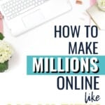 I am just completely blown away by this story and how absolutely incredible her success was! I definitely have something to look into for myself, maybe a side hustle to get started with? I know I'd love to make that much money, but I'd happily take half that much so long as it was close to as passive income as hers is!!! #MakeMoneyOnline #Shopify #SarahTitus #PassiveIncomeIdeas #WorkFromHome #StayAtHomeMomJobs #OnlineJobs #Entrepreneur