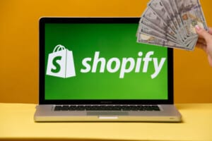 Make money on Shopify