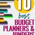 I have tried to us digital budgets but somehow I just always forget about them! I think I really do need something like one of these budgeting planners, right in front of me at all times, simply so I don't forget to check my budget more often! #BudgetPlanners #BudgetBinder #Printables #DaveRamsey #EnvelopeSystem #Budgeting #Planners