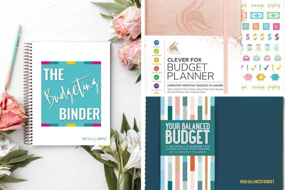 Budget Planners and Binders