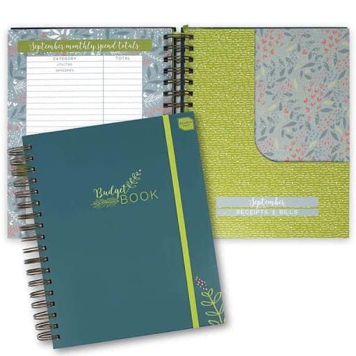 Budgeting Planners BoxClever Press Budget Planner