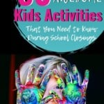 These kid activities are PERFECT! I'm so excited to have so many options to keep my kids busy and continue to further their education. This is an incredible resource for all moms with children at home. #KidsActivities #AtHomeEducation #FreeEducation #KidActivitiesAtHome #HomeSchooling