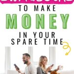 Sure, Swagbucks is legit (100% not a scam) BUT you need these hacks to make it worth it! Find out how to *actually* make money with Swagbucks. These money making tips will help you get free gift cards as a side hustle easily! #swagbucks #sidehustle #makemoneyonline #thesavvycouple #makeextramoney #paidsurvey