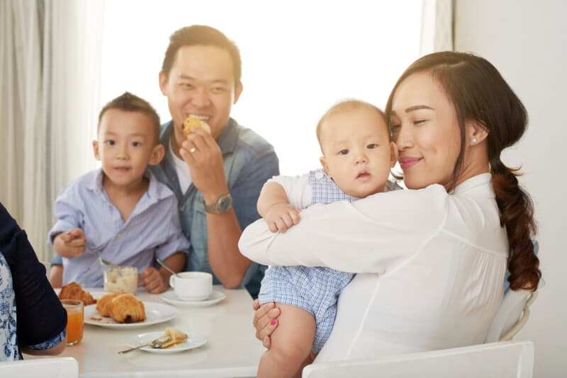 love languages changes with growing family