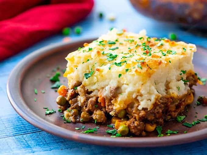 classic shepherd's pie ground beef recipe