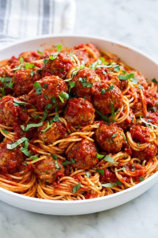 classic meatballs ground beef recipe