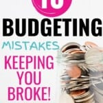 OMG, it's like they've been sitting at the table with us as we talked about all these budgeting challenges that are keeping us in debt and totally frazzled! Definitely worth the read as an eye-opener to help me get my mindset in the right place! #BudgetingChallenges #FrugalLiving #SavingMoney #MonthlyBudget #StickToABudget #HowToBudget #DaveRamsey