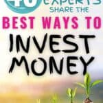 I haven't really done much outside of my retirement investment account through work. This article made me feel a lot better and a lot more confident about the best ways to invest money, even on my own! Definitely need to get started with some of this advice soon and see if I can't make more money from investments! #HowtoInvestMoney #PersonalFinance #FinancialFreedom #StockInvestments #RealestateInvestments #BestWaysToInvestMoney #PassiveIncome #MakeMoney