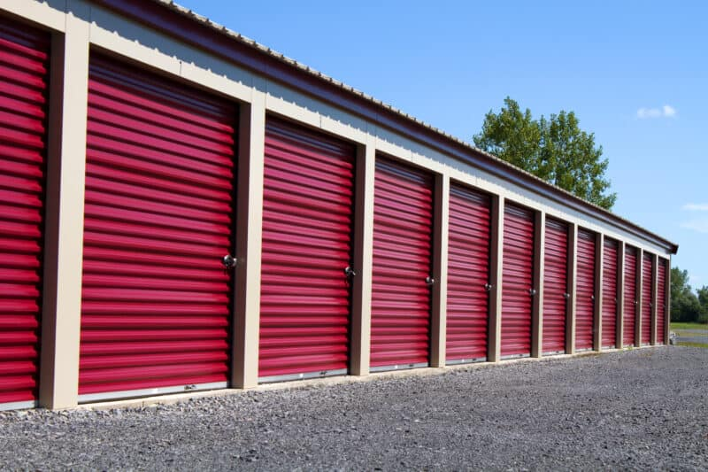 best ways to invest money invest in a business like a self-storage facility