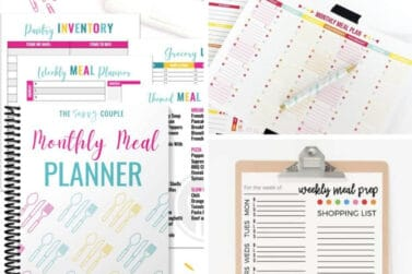 10 Meal Planning Templates That Will Change Your Life