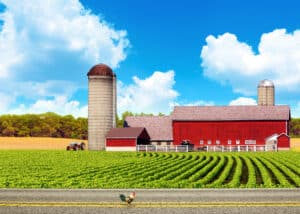 FarmTogether Review American Country Road With Blue Sky