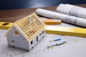 Cheapest way to build a house