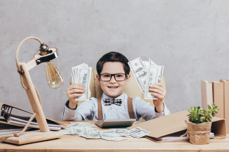 success is the best revenge money