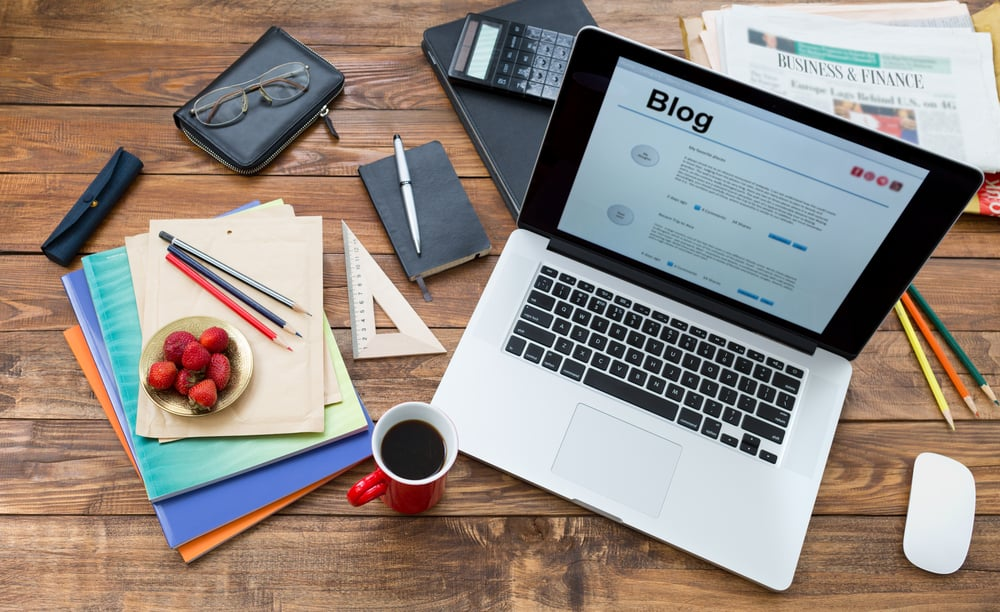 what to blog about